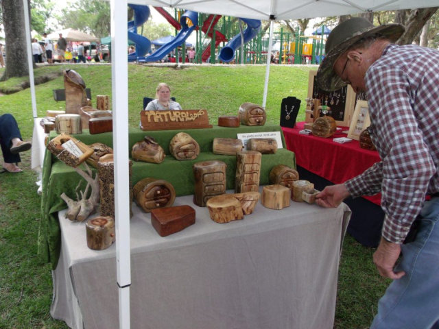 Slideshow photo 2 of 10 from the Tupelo Honey Festival